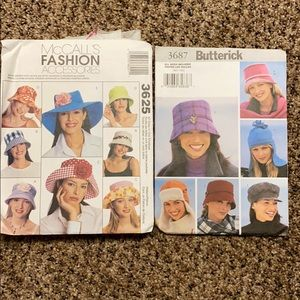 ✂️ sewing patterns fashion accessories hats & caps